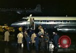 Image of foreign dignitaries Andrews Air Force Base Maryland USA, 1963, second 5 stock footage video 65675039236