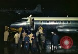 Image of foreign dignitaries Andrews Air Force Base Maryland USA, 1963, second 6 stock footage video 65675039236
