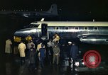Image of foreign dignitaries Andrews Air Force Base Maryland USA, 1963, second 7 stock footage video 65675039236