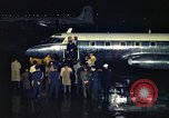 Image of foreign dignitaries Andrews Air Force Base Maryland USA, 1963, second 10 stock footage video 65675039236