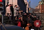 Image of John Kennedy's funeral cortege Washington DC USA, 1963, second 6 stock footage video 65675039251