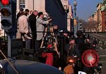 Image of John Kennedy's funeral cortege Washington DC USA, 1963, second 9 stock footage video 65675039251