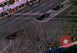 Image of funeral cortege of John Kennedy Washington DC, 1963, second 2 stock footage video 65675039257