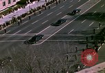 Image of funeral cortege of John Kennedy Washington DC, 1963, second 6 stock footage video 65675039257