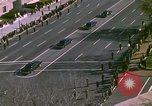 Image of funeral cortege of John Kennedy Washington DC, 1963, second 10 stock footage video 65675039257