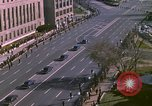 Image of funeral cortege of John Kennedy Washington DC, 1963, second 19 stock footage video 65675039257
