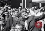 Image of President John Kennedy's assassination Dallas Texas USA, 1963, second 10 stock footage video 65675039261