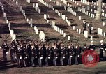 Image of funeral services for John Kennedy Washington DC USA, 1963, second 9 stock footage video 65675039268