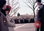 Image of funeral procession of John Kennedy Washington DC USA, 1963, second 1 stock footage video 65675039272