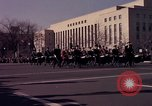 Image of funeral procession of John Kennedy Washington DC USA, 1963, second 8 stock footage video 65675039272