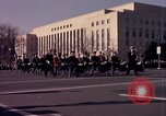 Image of funeral procession of John Kennedy Washington DC USA, 1963, second 9 stock footage video 65675039272