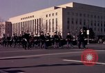 Image of funeral procession of John Kennedy Washington DC USA, 1963, second 10 stock footage video 65675039272