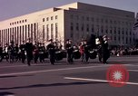 Image of funeral procession of John Kennedy Washington DC USA, 1963, second 11 stock footage video 65675039272