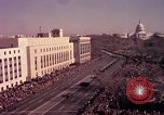Image of funeral procession of John Kennedy Washington DC USA, 1963, second 3 stock footage video 65675039273