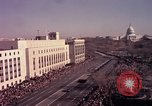 Image of funeral procession of John Kennedy Washington DC USA, 1963, second 7 stock footage video 65675039273