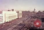 Image of funeral procession of John Kennedy Washington DC USA, 1963, second 8 stock footage video 65675039273