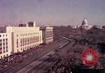 Image of funeral procession of John Kennedy Washington DC USA, 1963, second 9 stock footage video 65675039273