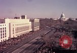Image of funeral procession of John Kennedy Washington DC USA, 1963, second 10 stock footage video 65675039273