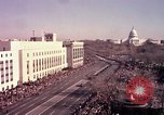 Image of funeral procession of John Kennedy Washington DC USA, 1963, second 11 stock footage video 65675039273