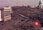 Image of funeral procession of John Kennedy Washington DC USA, 1963, second 12 stock footage video 65675039273