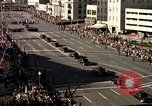 Image of funeral procession of John Kennedy Washington DC USA, 1963, second 2 stock footage video 65675039274