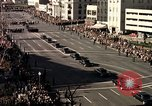 Image of funeral procession of John Kennedy Washington DC USA, 1963, second 3 stock footage video 65675039274