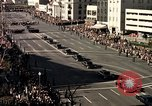 Image of funeral procession of John Kennedy Washington DC USA, 1963, second 5 stock footage video 65675039274