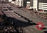 Image of funeral procession of John Kennedy Washington DC USA, 1963, second 7 stock footage video 65675039274