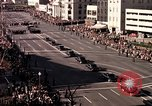 Image of funeral procession of John Kennedy Washington DC USA, 1963, second 8 stock footage video 65675039274