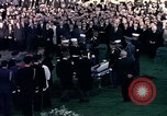 Image of funeral John Kennedy Washington DC USA, 1963, second 10 stock footage video 65675039275