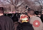 Image of John Kennedy's funeral procession Washington DC USA, 1963, second 8 stock footage video 65675039278