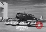 Image of aircraft B-14 Rudolph Field Texas USA, 1941, second 9 stock footage video 65675039293