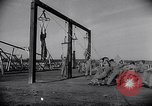 Image of United States Army parachutists Fort Benning Georgia USA, 1941, second 8 stock footage video 65675039294
