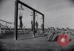 Image of United States Army parachutists Fort Benning Georgia USA, 1941, second 10 stock footage video 65675039294