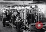 Image of Douglas Aircraft factory in World War II Santa Monica California USA, 1941, second 10 stock footage video 65675039295