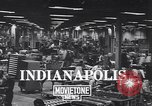 Image of Allison liquid-cooled motors Indianapolis Indiana USA, 1941, second 2 stock footage video 65675039296