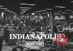 Image of Allison liquid-cooled motors Indianapolis Indiana USA, 1941, second 3 stock footage video 65675039296