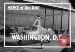 Image of autogyro Pitcairn PA-36 Washington DC USA, 1941, second 6 stock footage video 65675039299