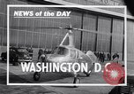 Image of autogyro Pitcairn PA-36 Washington DC USA, 1941, second 7 stock footage video 65675039299