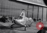 Image of autogyro Pitcairn PA-36 Washington DC USA, 1941, second 9 stock footage video 65675039299