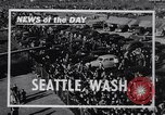 Image of Aircraft B-17D Seattle Washington USA, 1941, second 1 stock footage video 65675039301