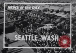 Image of Aircraft B-17D Seattle Washington USA, 1941, second 2 stock footage video 65675039301