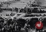 Image of Aircraft B-17D Seattle Washington USA, 1941, second 12 stock footage video 65675039301