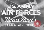 Image of B-17 D aircrafts Seattle Washington USA, 1941, second 6 stock footage video 65675039304