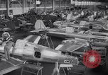 Image of Curtiss Plant Buffalo New York  United States USA, 1941, second 9 stock footage video 65675039306