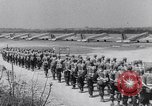 Image of United States 501st Parachutist Battalion Fort Benning Georgia USA, 1941, second 8 stock footage video 65675039310