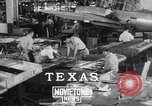 Image of United States Army airport repair shop Duncan Field Texas USA, 1941, second 1 stock footage video 65675039314