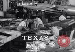 Image of United States Army airport repair shop Duncan Field Texas USA, 1941, second 3 stock footage video 65675039314