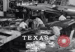 Image of United States Army airport repair shop Duncan Field Texas USA, 1941, second 4 stock footage video 65675039314