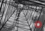Image of jump tower Fort Benning Georgia USA, 1941, second 10 stock footage video 65675039320